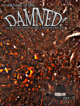Cook-zine of the Damned Issue 07 cover image